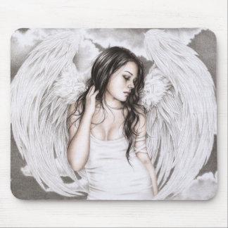 The Sad Angel Mousepad