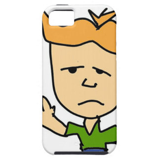 The sad boy iPhone 5 case