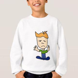 The sad boy sweatshirt