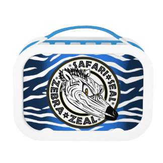 The Safari Seal Lunchboxes