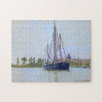The Sailing Boat Monet Fine Art Jigsaw Puzzle