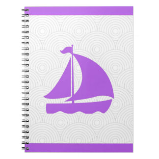 The Sailor Boat Notebook! Notebooks