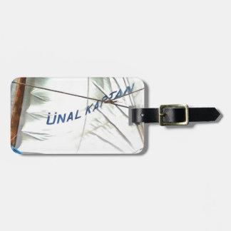 The Sails Of Unal Kaptan Luggage Tag