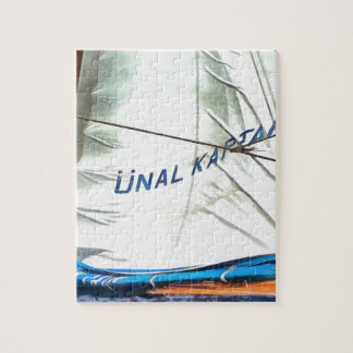 The Sails Of Unal Kaptan Puzzle
