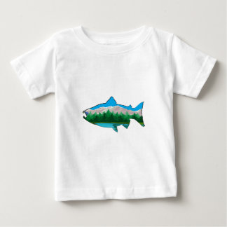 THE SALMON RUN BABY T-Shirt