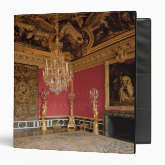 The Salon d'Apollon (Apollo Room) with tapestries Binders
