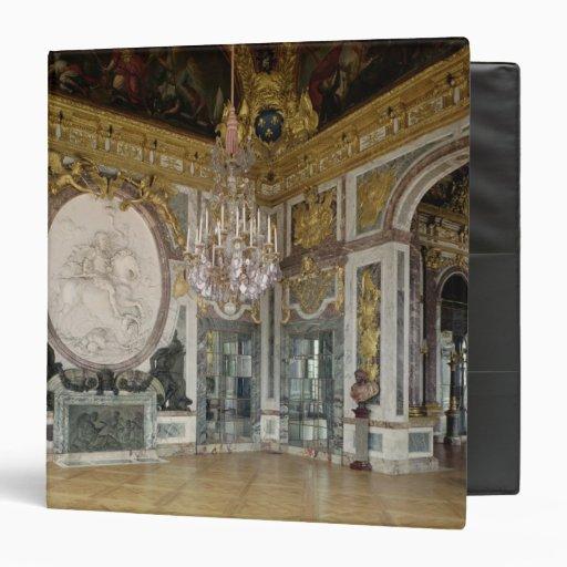 The Salon de la Guerre  1678-84 Binders