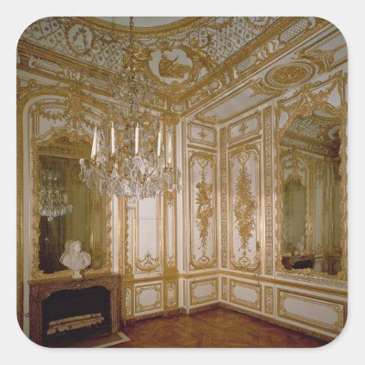 The Salon de Musique (Music Room) of Adelaide, Pri Sticker