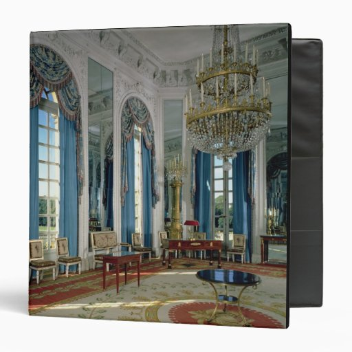 The Salon des Glaces (The Room of Mirrors) in the Vinyl Binder