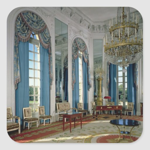 The Salon des Glaces (The Room of Mirrors) in the Stickers