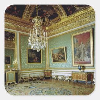 The Salon des Nobles Sticker