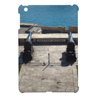 The saluting battery iPad mini case