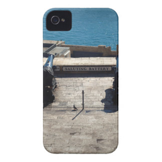 The saluting battery iPhone 4 Case-Mate cases