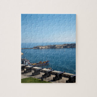 The Saluting Battery Jigsaw Puzzle