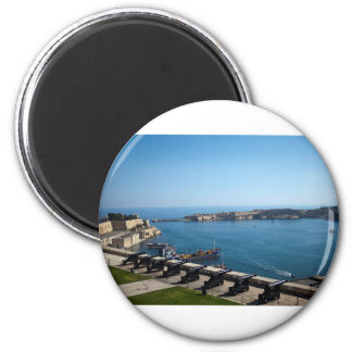 The Saluting Battery Magnet