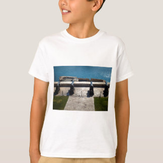 The saluting battery T-Shirt