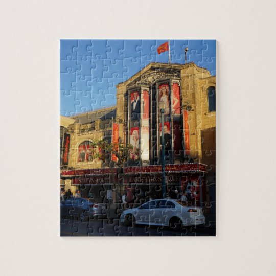The San Francisco Dungeon Jigsaw Puzzle