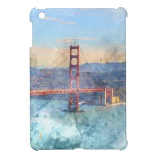 The San Francisco Golden Gate Bridge in California iPad Mini Cover