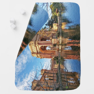 The San Fransisco Palace Baby Blanket