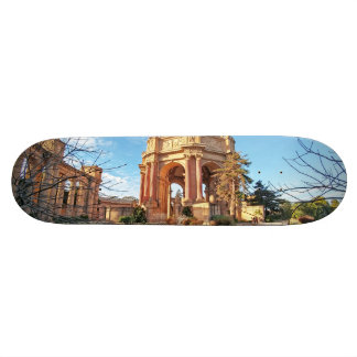 The San Fransisco Palace Custom Skate Board