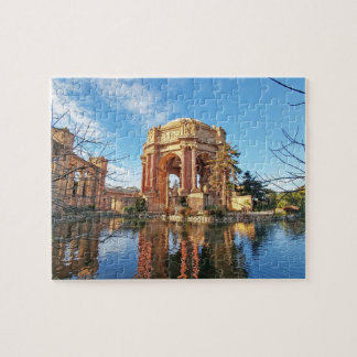 The San Fransisco Palace Jigsaw Puzzle