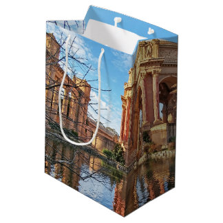 The San Fransisco Palace Medium Gift Bag