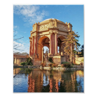 The San Fransisco Palace Poster
