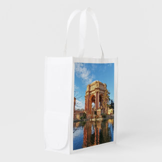 The San Fransisco Palace Reusable Grocery Bag