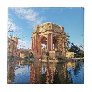 The San Fransisco Palace Tile