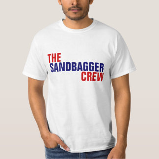 THE SANDBAGGER CREW T-Shirt
