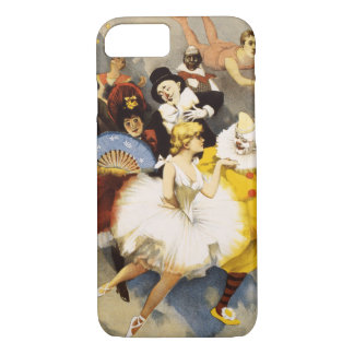 The Sandow Trocadero Vaudevilles Case-Mate iPhone Case