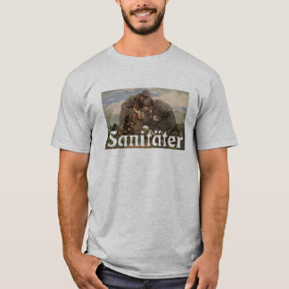 The Sanitäter during the Great War T-Shirt