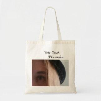the sarah chronciles tote bag