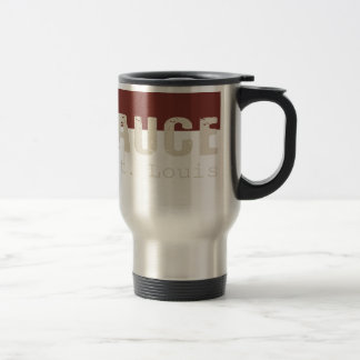 The Sauce from St. Louis Travel Mug