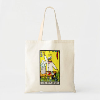 The Saucerer Tote Bag