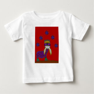 The Saurian Patriarch Baby T-Shirt