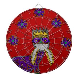 The Saurian Patriarch Dartboard
