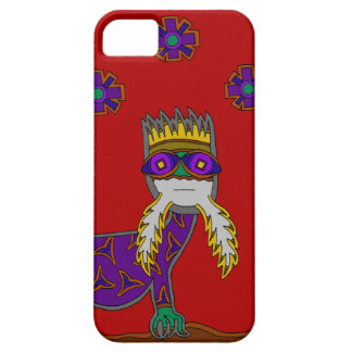 The Saurian Patriarch iPhone 5 Cover