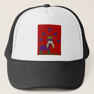 The Saurian Patriarch Trucker Hat