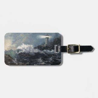 The Savior Luggage Tag