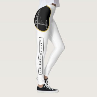 the Savory City - San Francisco athletic pant