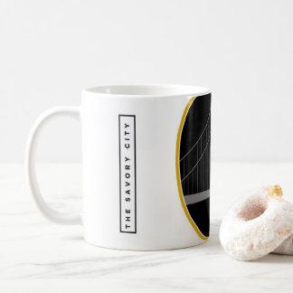 the Savory City - San Francisco mug