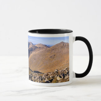 The Scafells and Bow Fell Mug