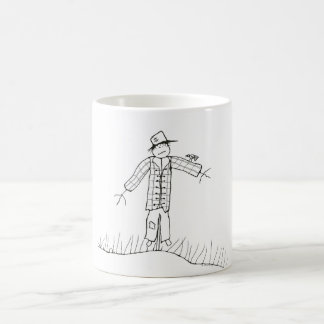 The Scarecrow. Coffee Mug