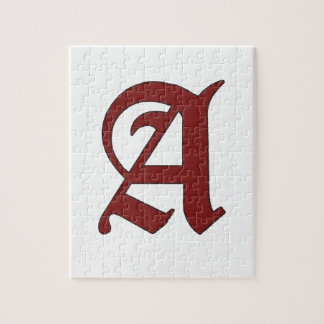 The Scarlet Letter Jigsaw Puzzle