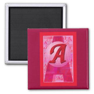 'The Scarlet Letter' Magnet