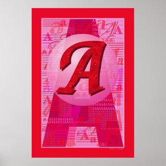 'The Scarlet Letter' Poster
