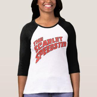 The Scarlet Speedster Logo Shirt
