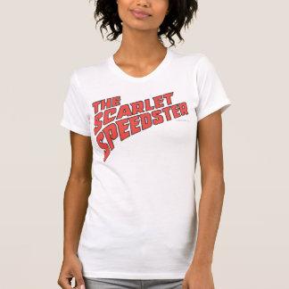 The Scarlet Speedster Logo Tanktops