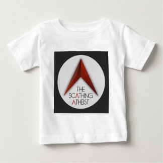 The Scathing Atheist Baby T-Shirt